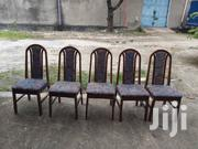 Wooden Chair 5 Pcs | Furniture for sale in Dar es Salaam, Ilala