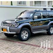 Toyota Land Cruiser Prado 2002 Green | Cars for sale in Dar es Salaam, Kinondoni