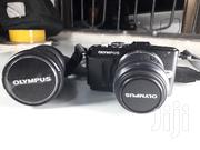 Olympus Camera With Two Lenses One Battery And One Charger | Photo & Video Cameras for sale in Dar es Salaam, Kinondoni