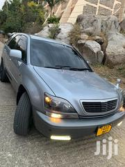 Toyota Harrier 2001 Gray | Cars for sale in Mwanza, Nyamagana
