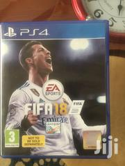 Fifa 18 Clean Condition | Video Games for sale in Dodoma, Dodoma Rural