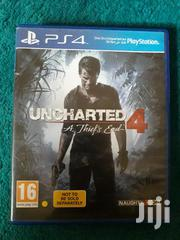 Uncharted For PS4 | Video Games for sale in Dar es Salaam, Kinondoni