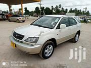 Toyota Harrier 1999 White | Cars for sale in Dar es Salaam, Kinondoni