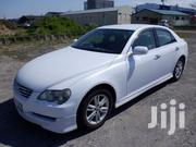 Toyota Mark X 2007 White | Cars for sale in Dar es Salaam, Ilala