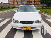 Toyota Corolla 2001 White | Cars for sale in Dar es Salaam, Kinondoni