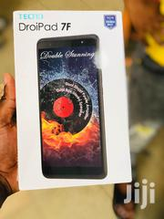 New Tecno DroiPad 7E 16 GB Black | Tablets for sale in Dar es Salaam, Ilala