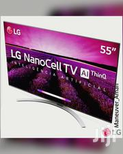 "TV LG 55"" Nano Cell 
