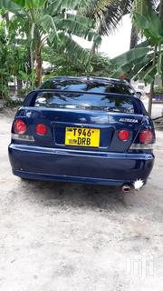 Toyota Altezza 2000 Blue | Cars for sale in Dar es Salaam, Kinondoni