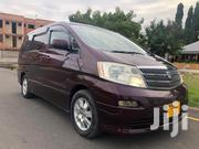 Toyota Alphard 2003 Brown | Cars for sale in Dar es Salaam, Kinondoni
