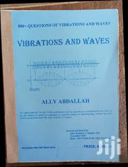 Vibrations & Waves | Books & Games for sale in Tabora, Tabora Urban