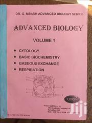 Advanced Level Bioloy By G.MBASHA | Books & Games for sale in Tabora, Tabora Urban