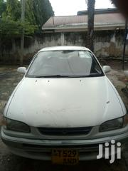 Toyota Corolla Sedan 1996 White | Cars for sale in Dar es Salaam, Kinondoni