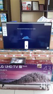 "LG 43"" Uhd Smart 4K TV 