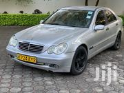 Mercedes-Benz C180 2002 Gray | Cars for sale in Arusha, Arusha