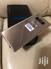 New Samsung Galaxy Note 8 64 GB Gold | Mobile Phones for sale in Dar es Salaam, Kinondoni