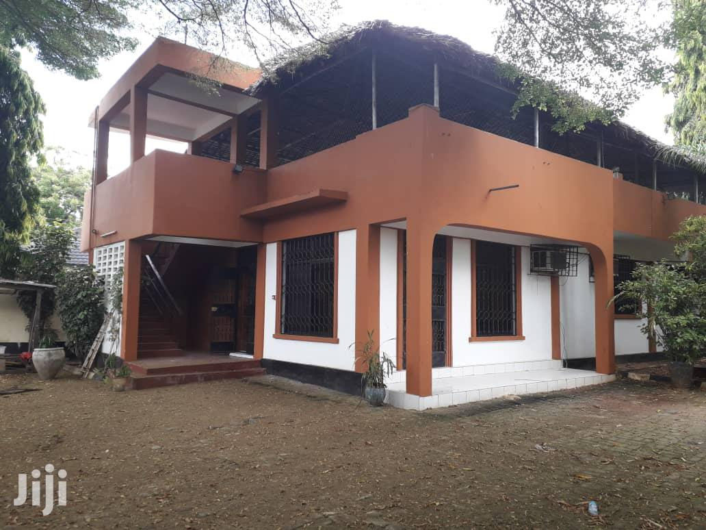 House Available for Lease at Msasani Barbeque Village